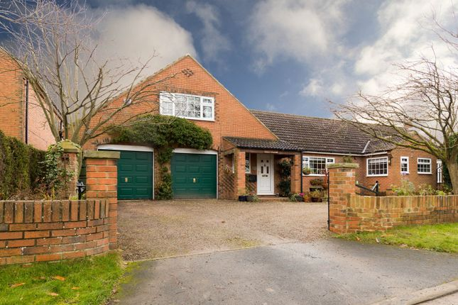 Thumbnail Detached bungalow for sale in Bernard Lane, Green Hamerton