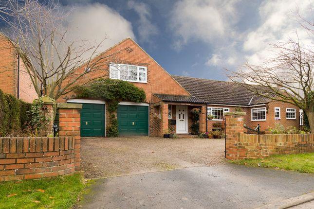 Thumbnail Detached bungalow for sale in Bernard Lane, Green Hamerton