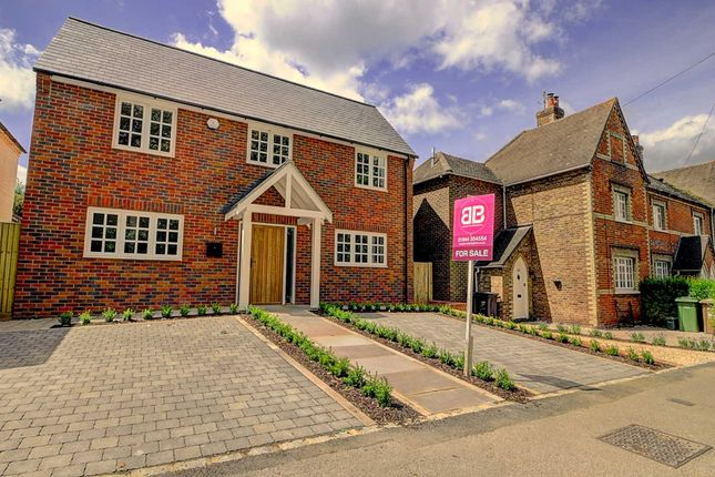 Thumbnail Detached house for sale in High Street, Chinnor