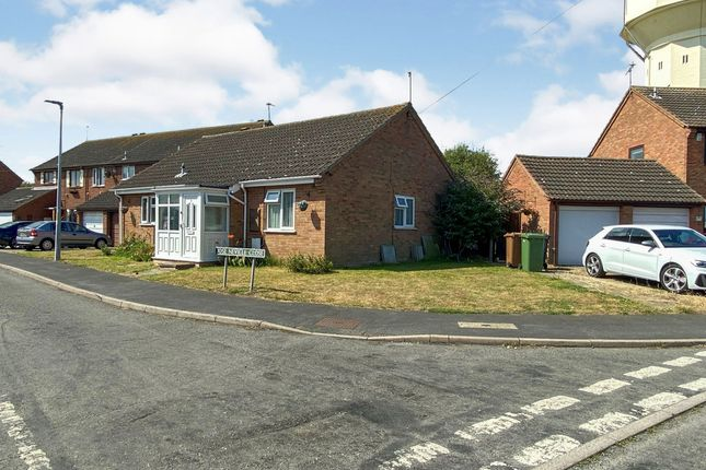 Thumbnail Detached bungalow for sale in Jose Neville Close, Caister-On-Sea, Great Yarmouth