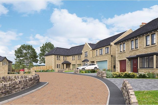 "Thumbnail Detached house for sale in ""The Kirkham"" at Norwood Avenue, Menston, Ilkley"