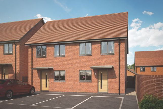"""Thumbnail Property for sale in """"The Sandown"""" at Crick Road, Hillmorton, Rugby"""
