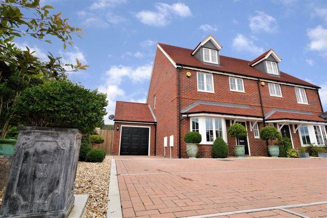 Thumbnail Town house for sale in Friars Mews, Drayton, Abingdon