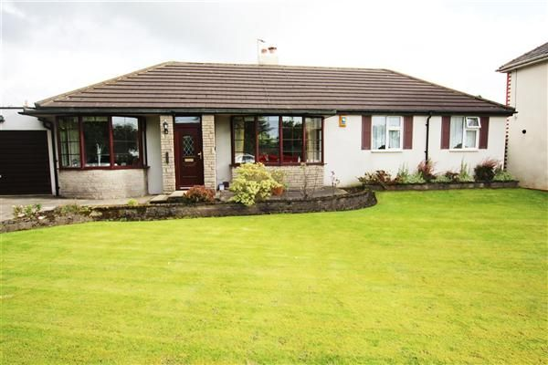 Thumbnail Detached bungalow for sale in Oak Mount Gib Lane, Hoghton, Preston