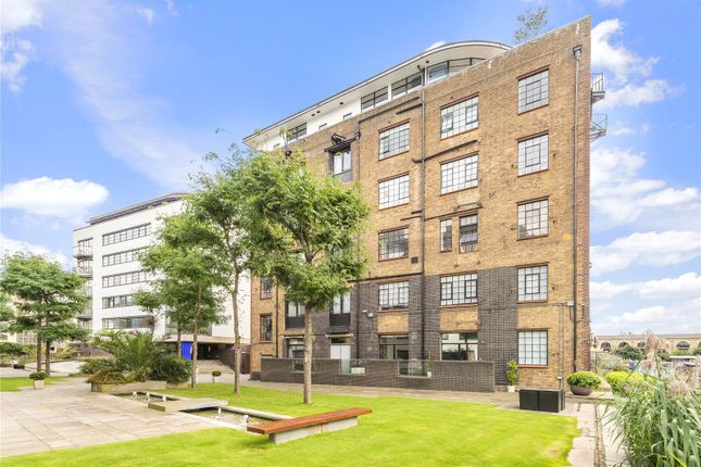 Thumbnail Flat for sale in Albert Dock, 17A New Wharf Road, London