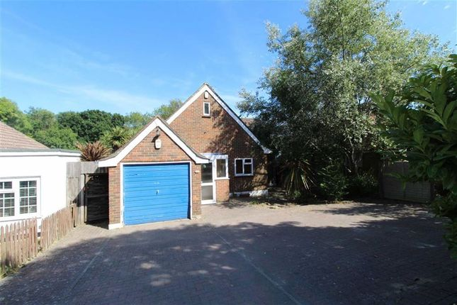 Thumbnail Detached bungalow for sale in Ironlatch Avenue, St Leonards-On-Sea, East Sussex