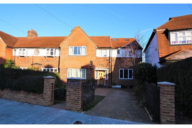 Thumbnail Semi-detached house for sale in Copthorne Avenue, London