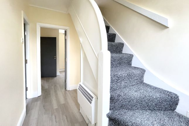 Thumbnail End terrace house to rent in Carlyon Road, Wembley