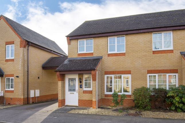 Thumbnail Semi-detached house to rent in Purslane Drive, Bicester
