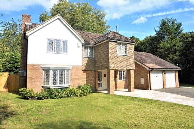 Thumbnail Detached house to rent in Redwood Drive, Sunningdale, Berkshire