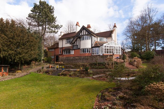 Thumbnail Detached house for sale in Lucknow Drive, Nottingham