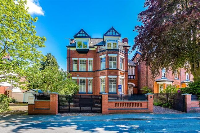 Thumbnail Detached house for sale in Clarendon Crescent, Eccles, Manchester