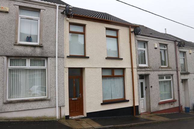 Thumbnail Terraced house for sale in Brynglas Street, Penydarren, Merthyr Tydfil