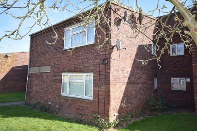Thumbnail Flat for sale in Kirkwall, Corby, Northamptonshire