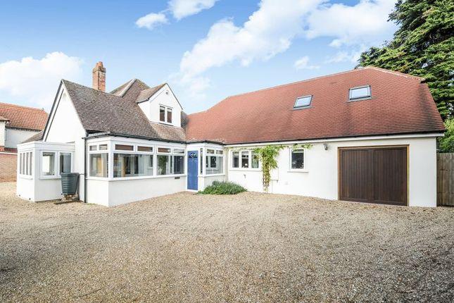 Thumbnail Detached house for sale in Warsash Road, Warsash, Hampshire