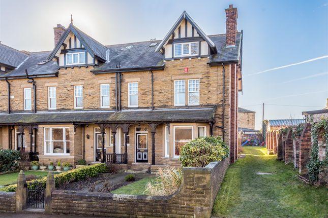 Thumbnail End terrace house for sale in Park Avenue, Upper Batley, West Yorkshire