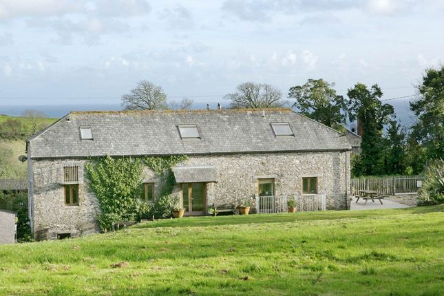 Thumbnail Detached house for sale in Trerieve, Downderry, Torpoint