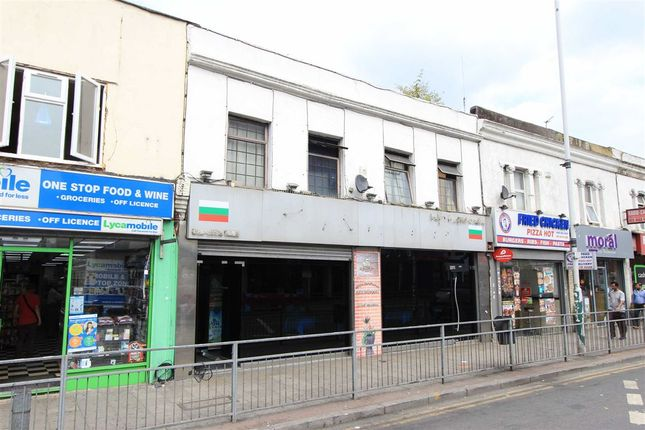 Thumbnail Property for sale in High Road, Ilford