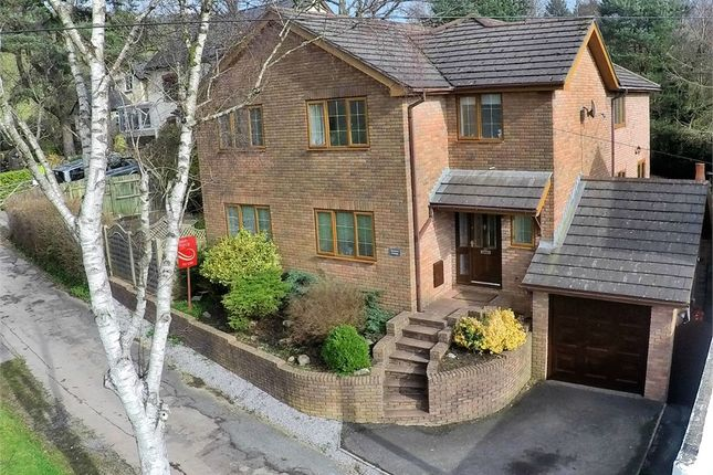 Thumbnail Detached house for sale in Thornhill Road, Lisvane, Cardiff