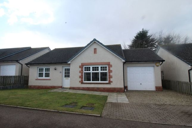 Thumbnail Bungalow for sale in Beattie Place, Laurencekirk