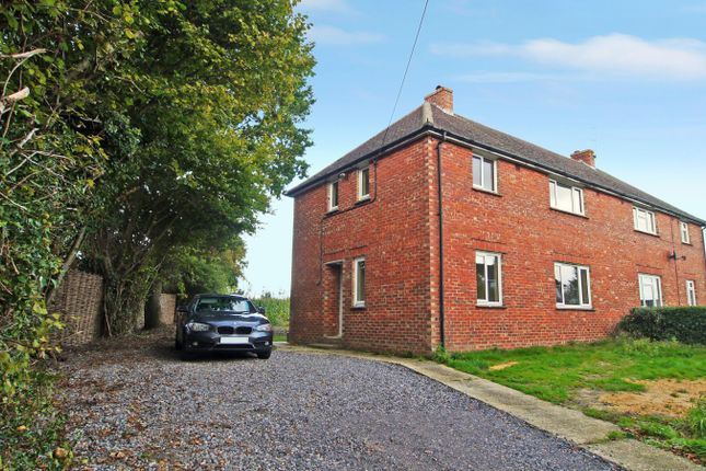 Thumbnail Semi-detached house to rent in Paplands Cottages, Newpound, Wisborough Green, Billingshurst