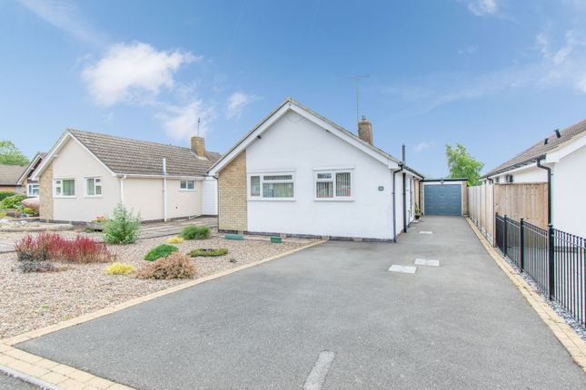 Thumbnail Bungalow for sale in Gorse Lane, Leicester