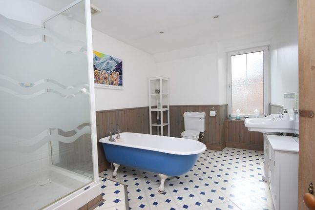 Bathroom of 8B Millburn Road, Millburn, Inverness IV2