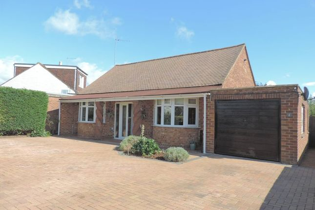 Thumbnail Detached house for sale in Gorse Close, Northampton