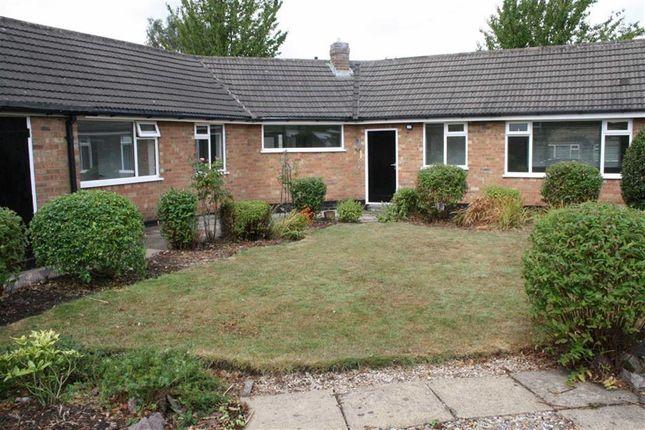 Outside of Cherry Tree Avenue, Kirby Muxloe, Leicester LE9