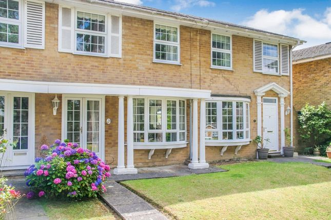 Thumbnail Terraced house for sale in Chiltern Walk, Tunbridge Wells