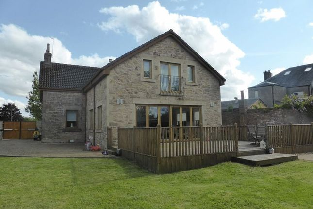 Thumbnail Detached house for sale in West Hall Road, Broxburn