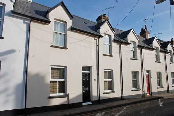 Thumbnail Terraced house for sale in Mill Street, Sidmouth