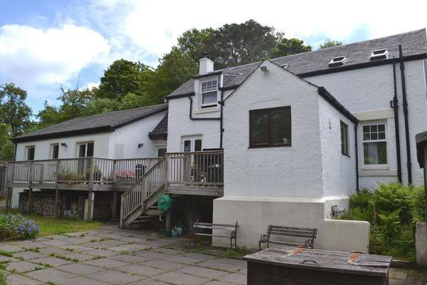 Thumbnail Detached house for sale in Denecroft Lodge, Brodick, Arran