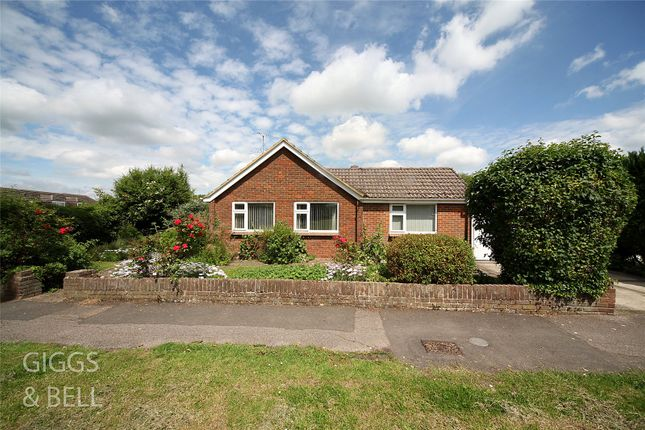 Thumbnail Bungalow for sale in Lime Close, Barton-Le-Clay, Bedford