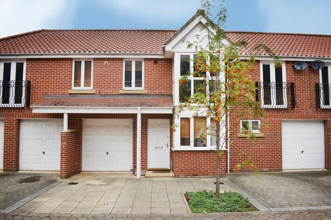 Thumbnail Flat for sale in Sarah West Close, Norwich