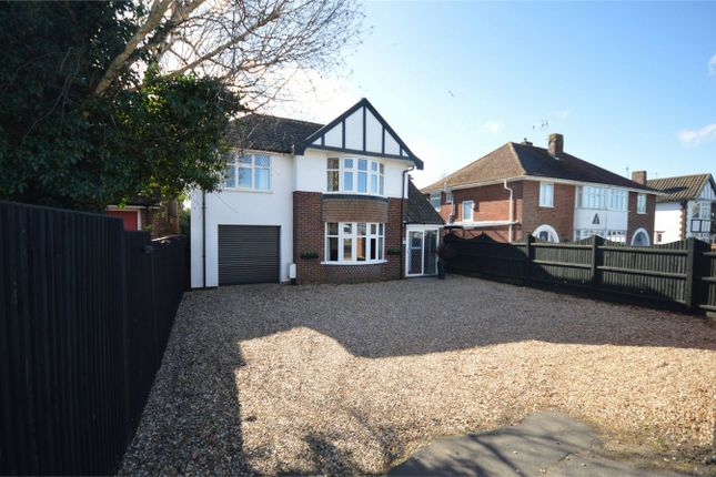 Thumbnail Detached house for sale in Fifers Lane, Hellesdon, Norwich, Norfolk