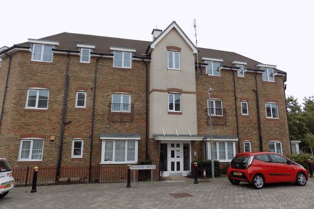 Thumbnail Flat to rent in Haywood Avenue, Minster On Sea, Sheerness