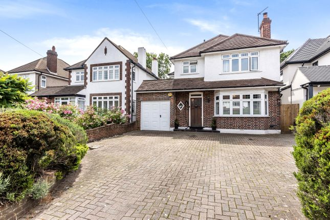 Thumbnail Detached house for sale in Hayes Chase, West Wickham