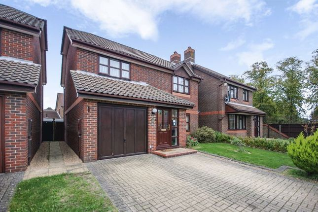 Thumbnail Detached house for sale in Hill Farm Road, Southampton