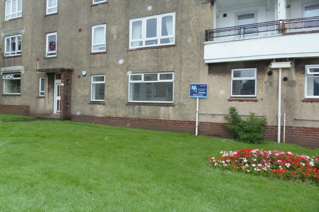 Thumbnail Flat to rent in Welbeck Street, Kilmarnock, East Ayrshire
