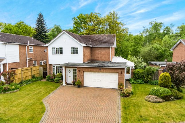Thumbnail Detached house for sale in Farrington Crescent, Lincoln
