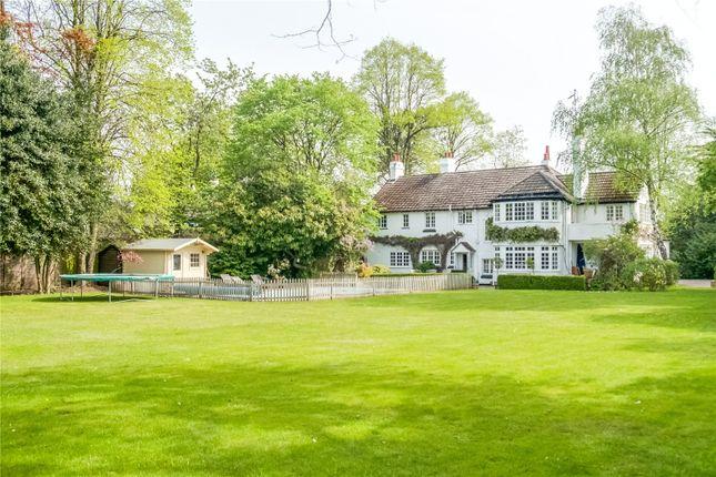 Thumbnail Detached house for sale in Mill Lane, Willaston, Neston, Cheshire