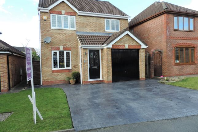 Thumbnail Detached house for sale in 27 Challum Drive, North Chadderton
