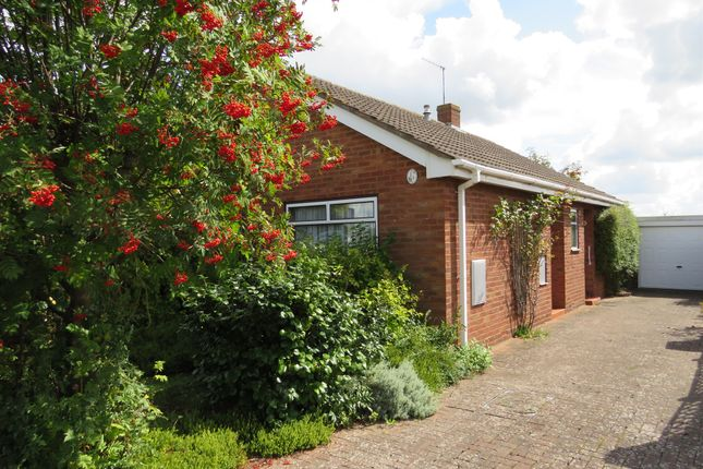Thumbnail Detached bungalow for sale in Tudor Close, Malvern