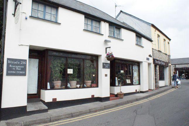 Thumbnail Pub/bar for sale in Church Street, Llantwit Major