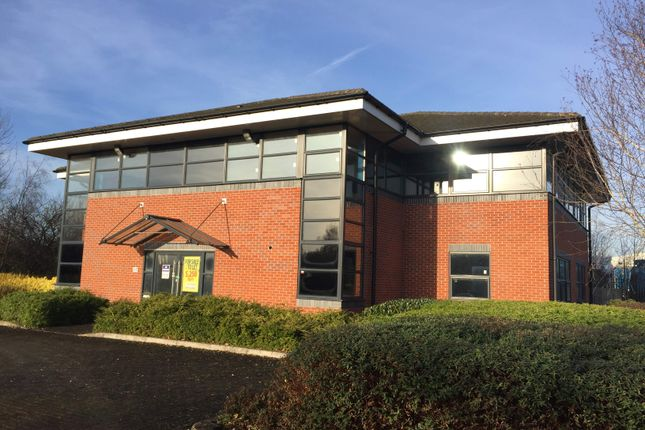 Thumbnail Office to let in Unit 15 Wilkinson Court, Clywedog Road South, Wrexham Industrial Estate