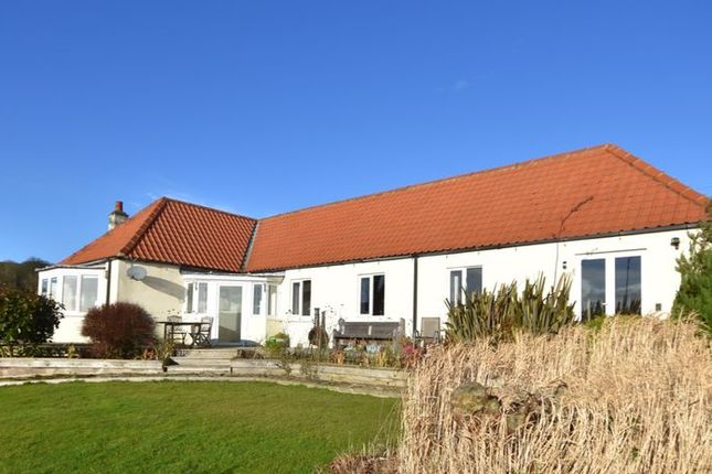 Thumbnail Bungalow for sale in Whitby Road, Robin Hoods Bay, Whitby