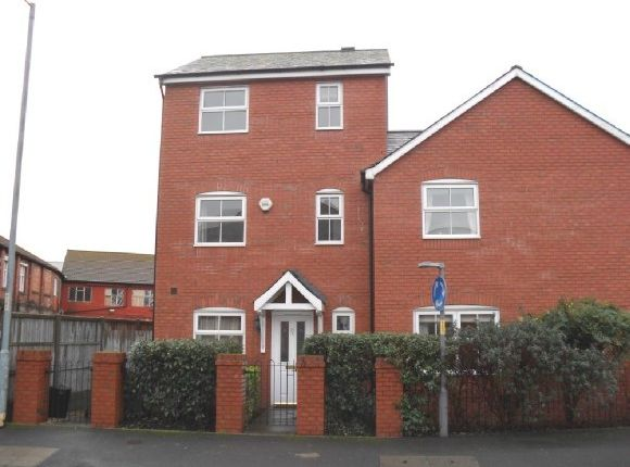 Thumbnail Town house to rent in Ryelands Street, Hereford