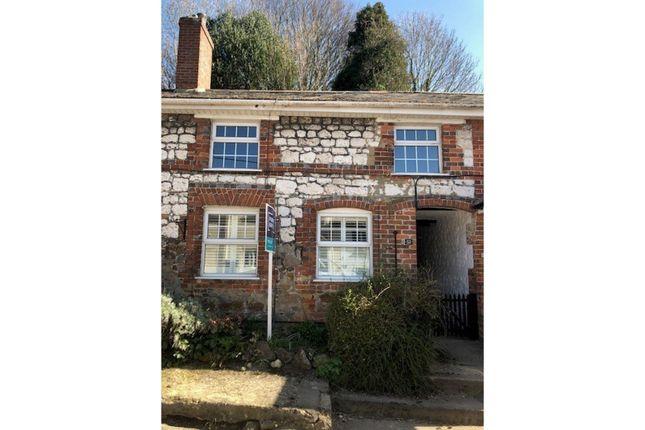 Thumbnail Cottage to rent in Oxford Street, Aldbourne, Marlborough