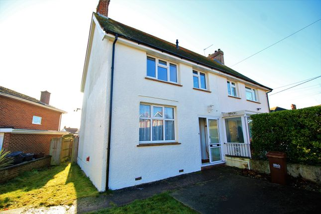 Thumbnail Semi-detached house for sale in Albert Road, Polegate
